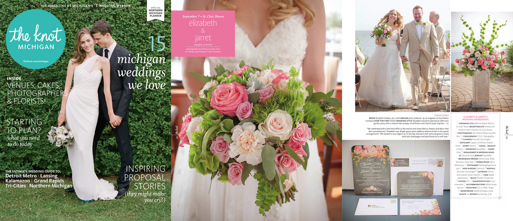 the knot magazine features photos by Miss Ann.jpg