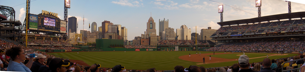 Pirates' Game, Pittsburg, PA, July 2004