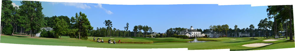 World Tour Golf Course, Myrtle Beach, SC, July 2014