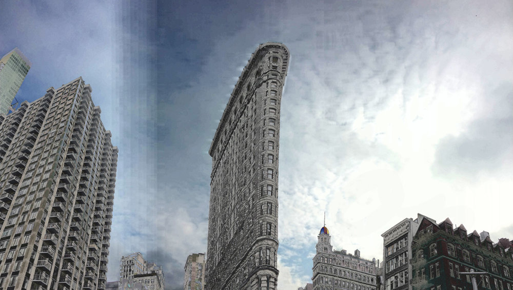 Flat Iron, Digital, June 2016
