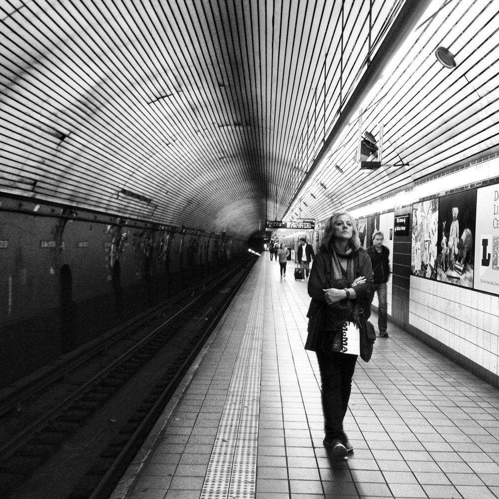 Subway, Photography, 2013