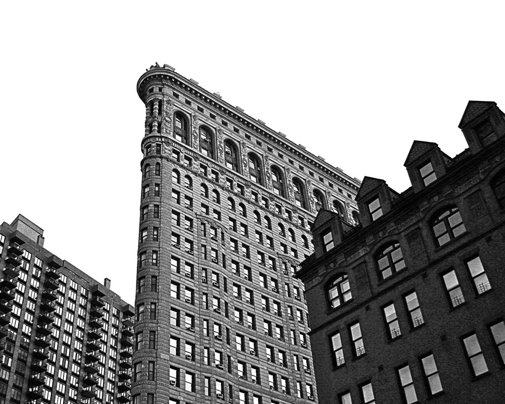 Flat Iron 2, Photography, 2013