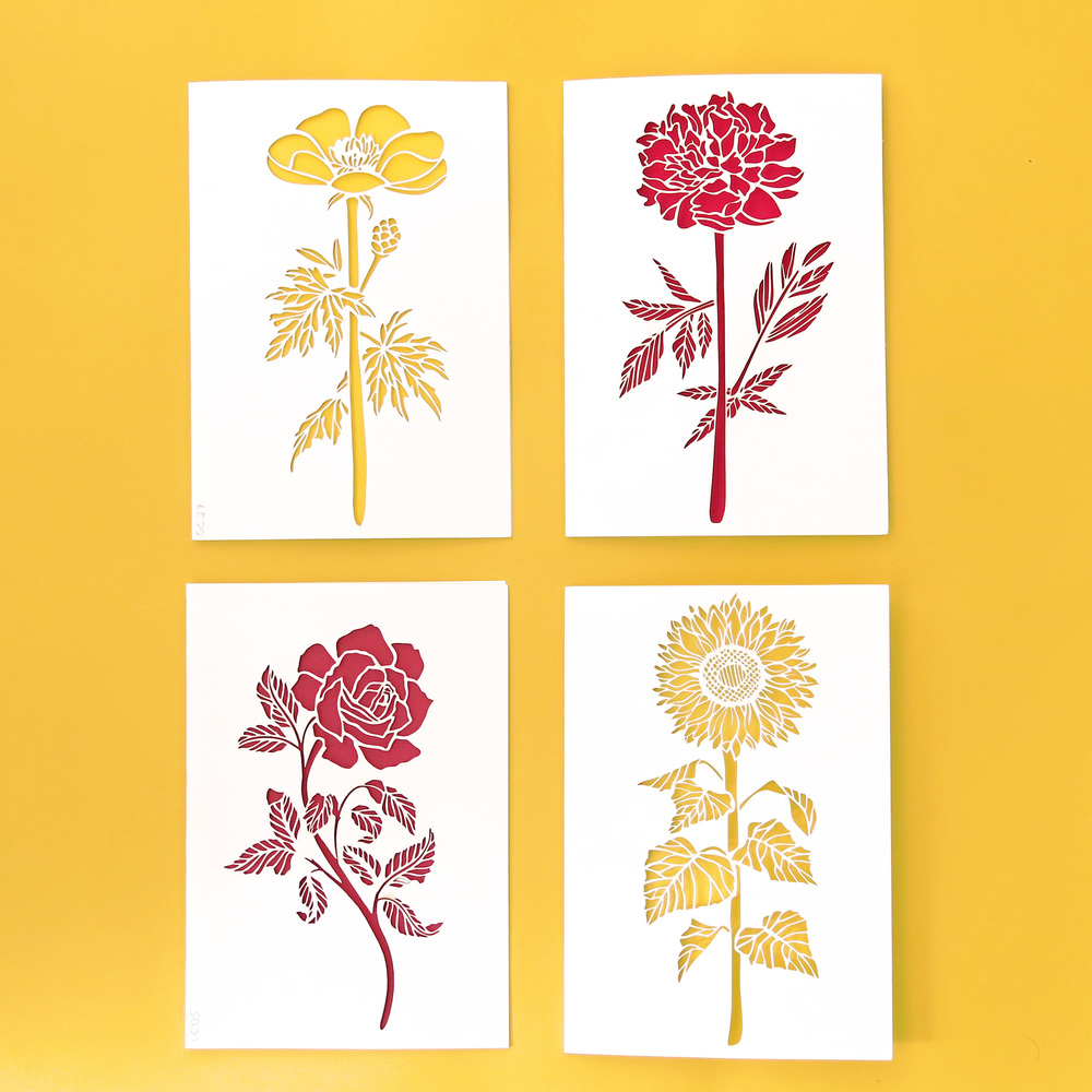 Chau Art greeting cards