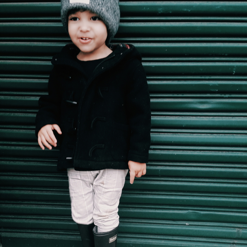 Fashion kid