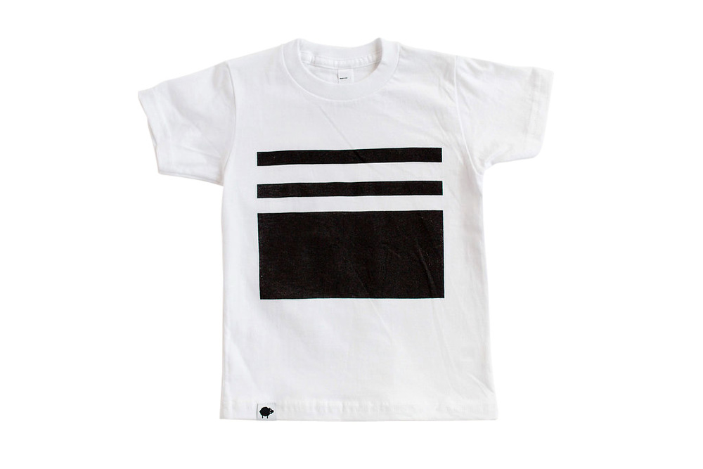 Lot801 athleisure baby kids graphic tee