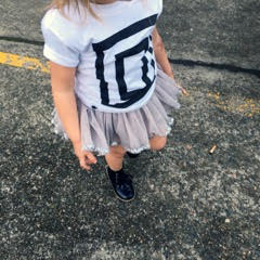 lot801 graphic tee for toddlers