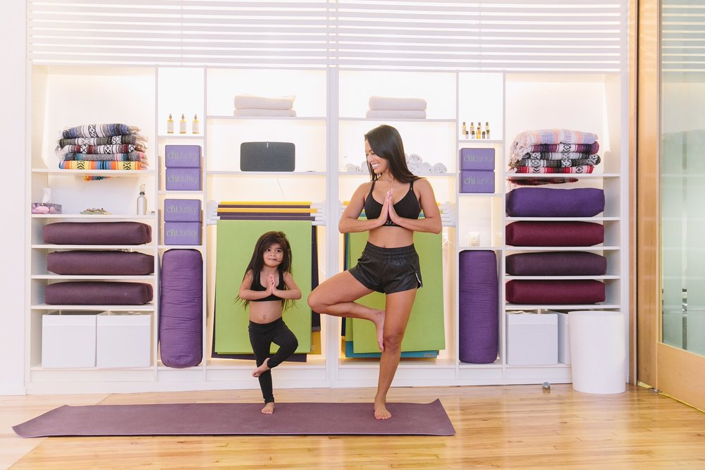 peace love and fitness easy mommy workout