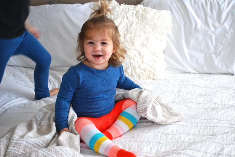 Lot801 baby and toddler blue pullover and joggers
