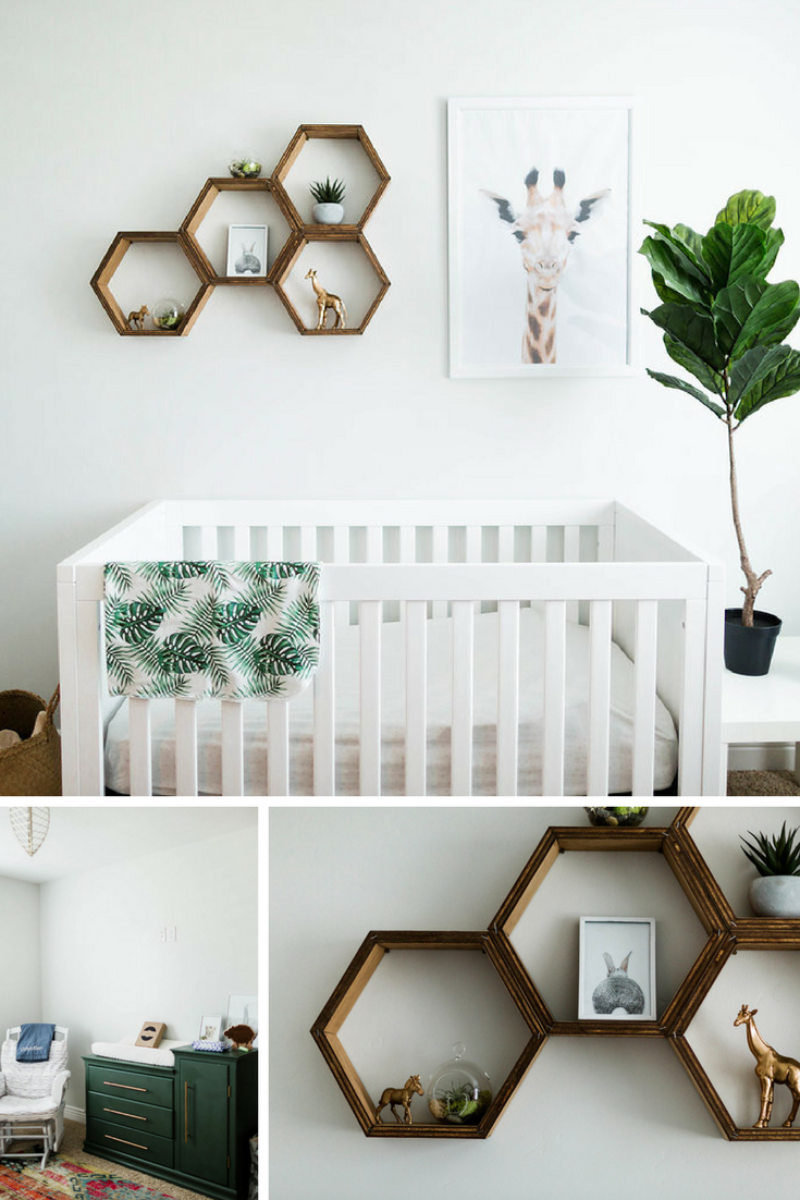 Koda's gender neutral nursery