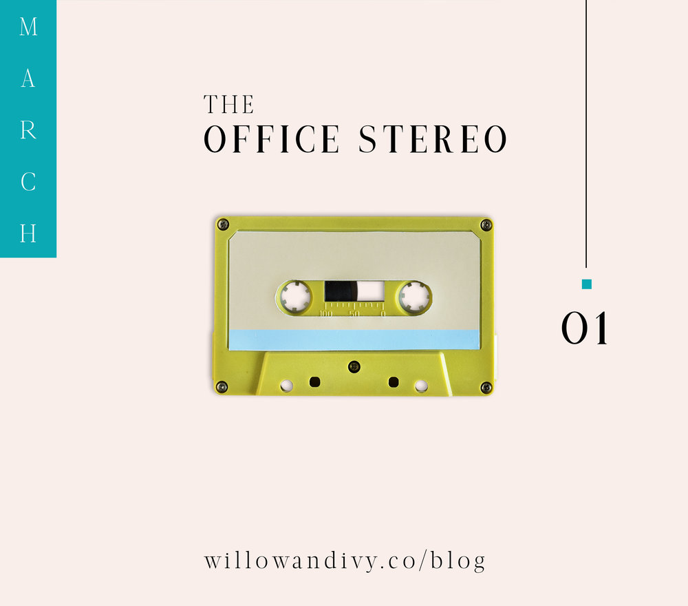 Willow and Ivy Spotify Station