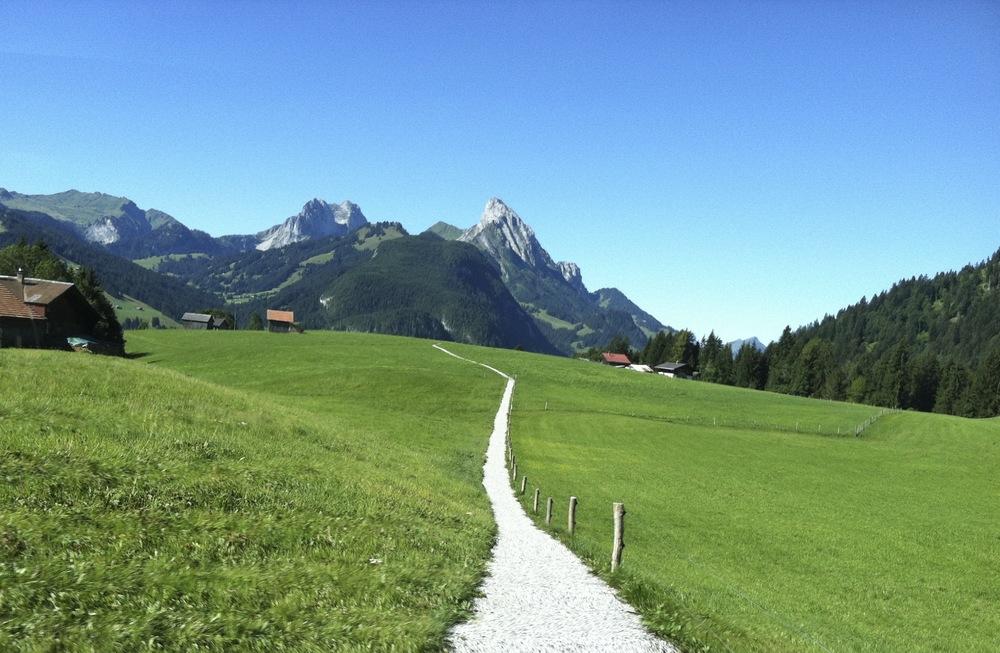 Somewhere in Switzerland  2012