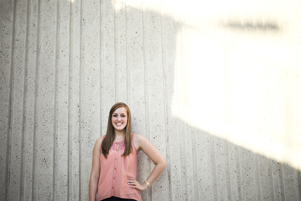 Bismarck, ND Senior Photography