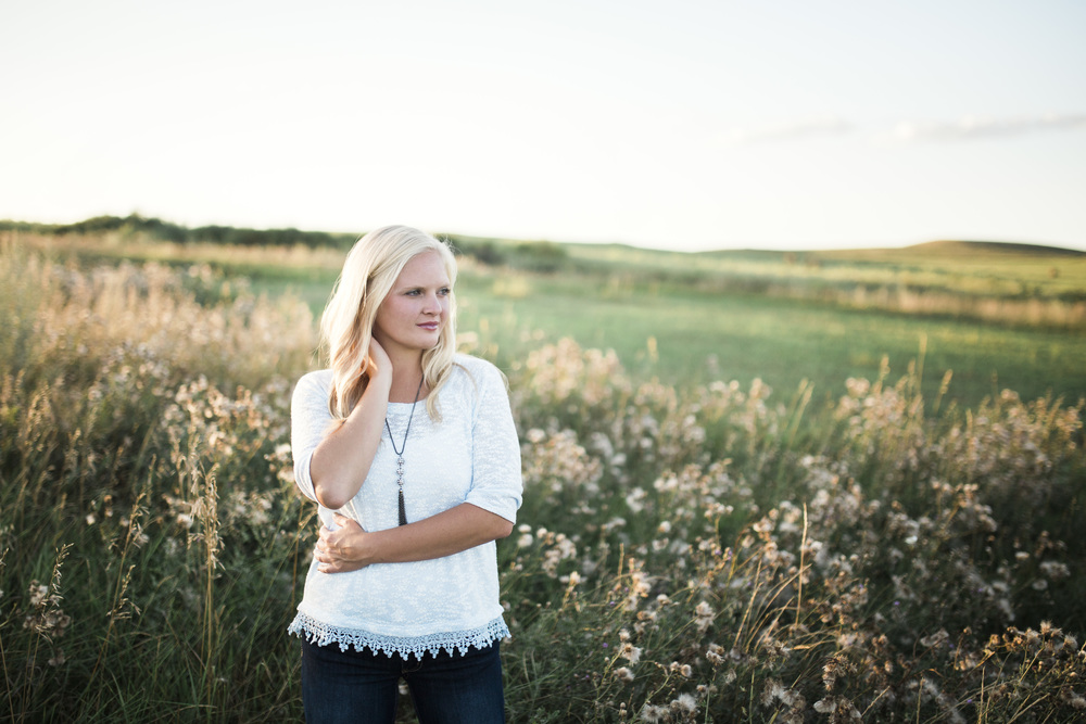 Bismarck, ND Senior Photos