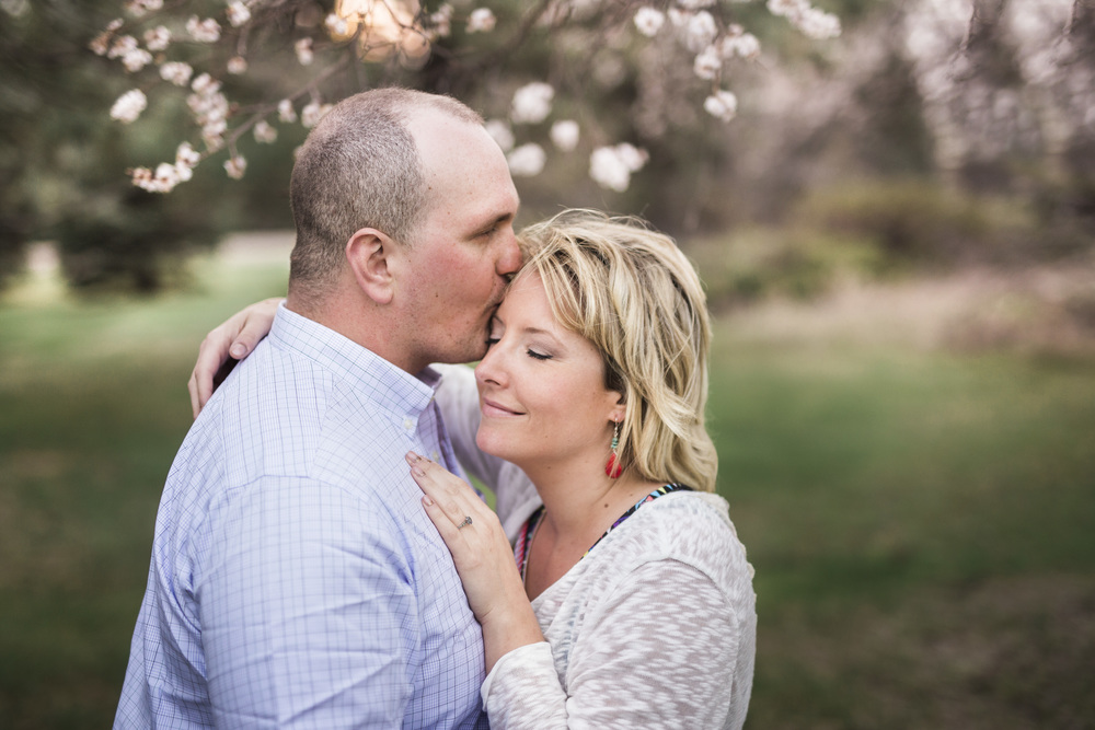 Bismarck, ND Engagement Photography