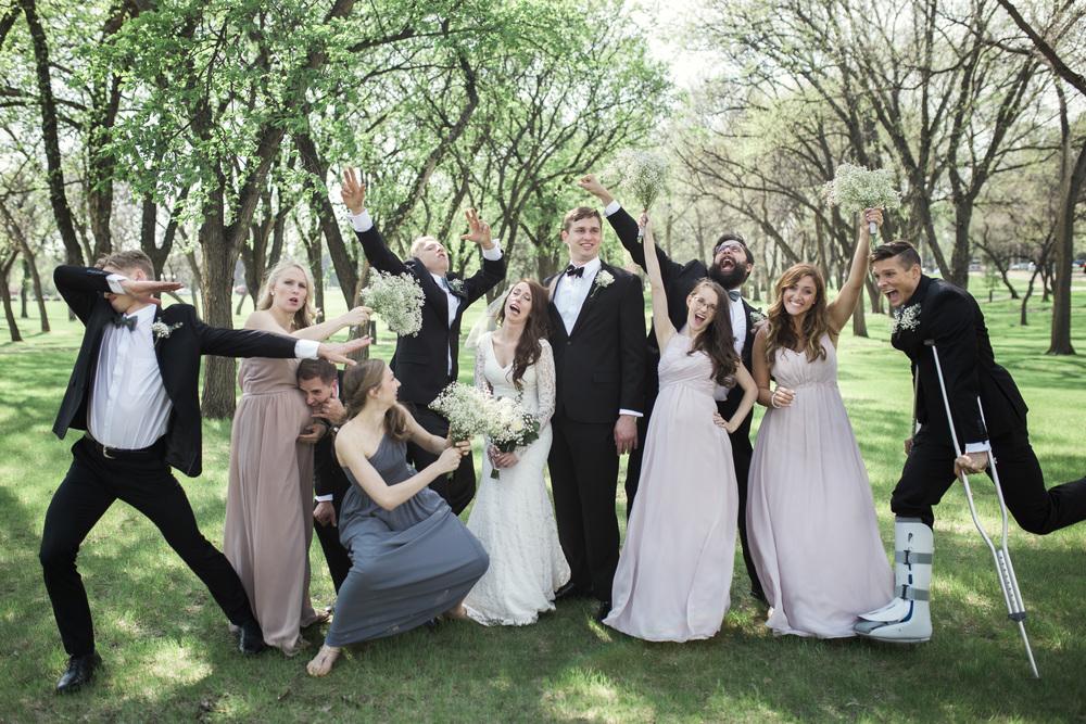 Bismarck, ND Wedding Photography