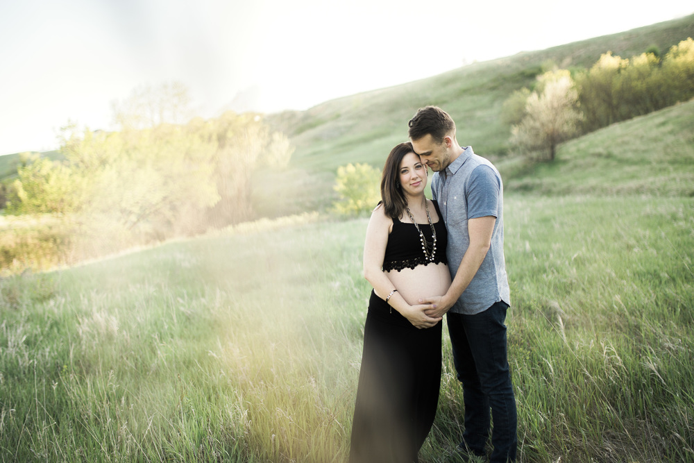 Bismarck, ND Maternity Photography