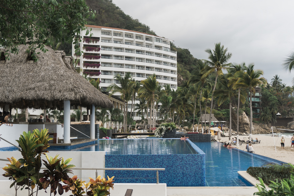 Hyatt Ziva Resort Puerto Vallarta Photography