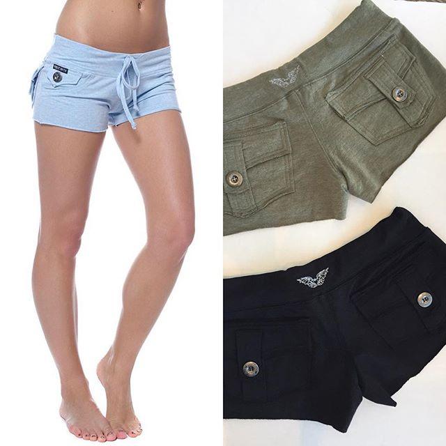 Sooo cute for summer!! Get them here!! Public Myth Bamboo cotton pocket shorts!! #publicmyth #surfsetyyc #clothes #summer #beach #yyc #calgary