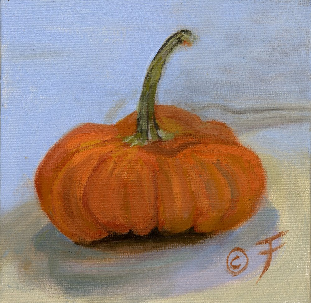PUMPKIN PORTRAIT