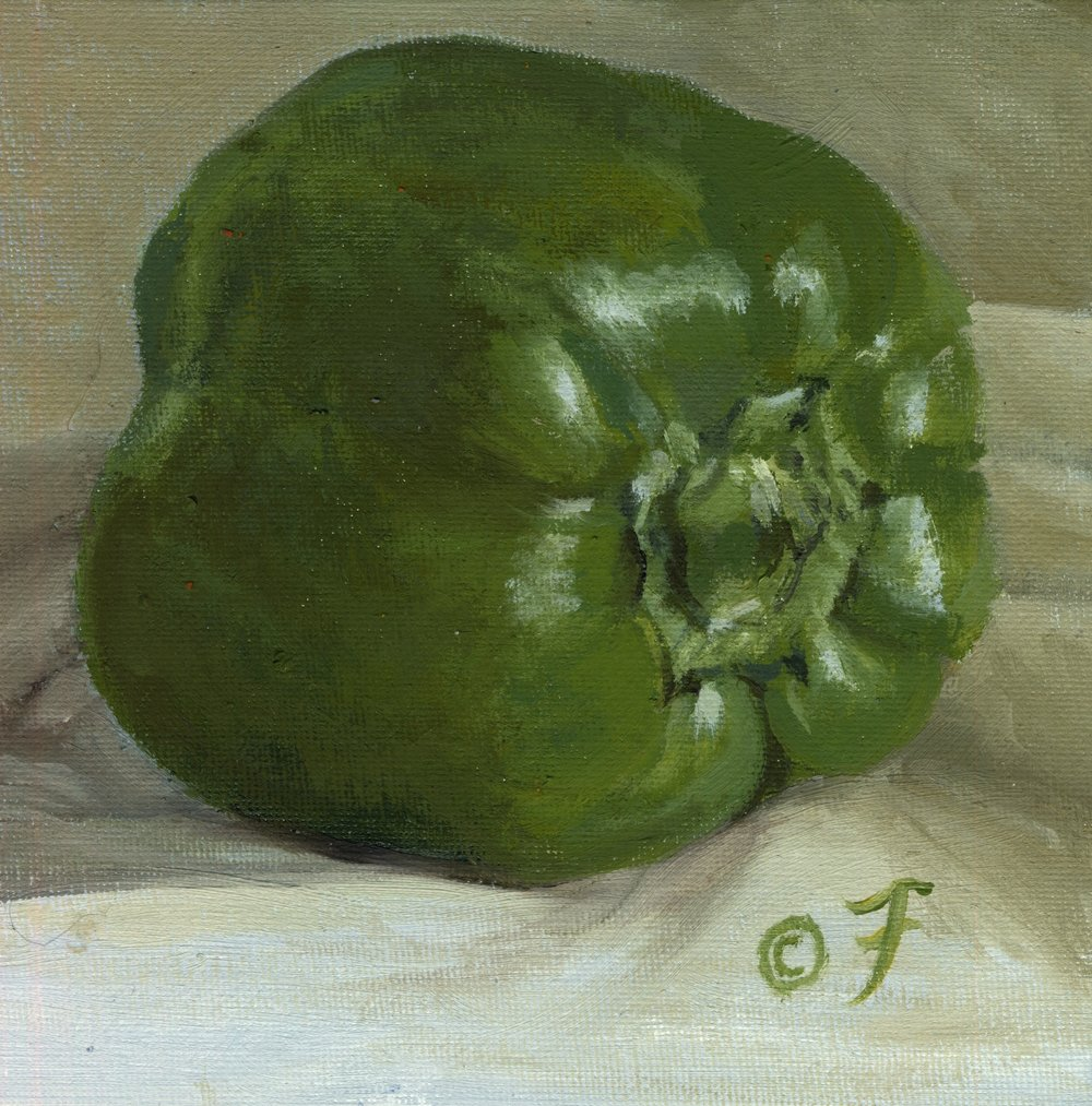 Green Pepper Solo