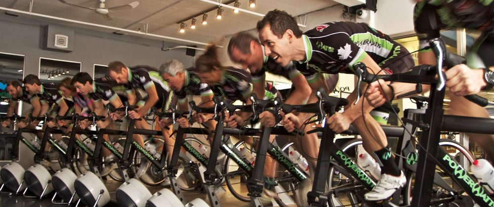 POWERWATTS™ INDOOR CYCLING