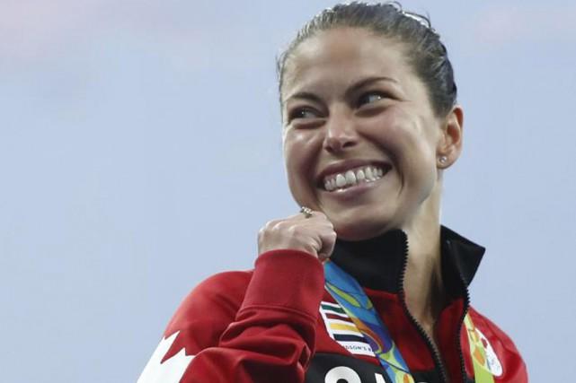 Roseline Filion: la retraite... et quelques larmes - Roseline Filion avait prévu un dernier tour de piste aux Championnats du monde de Budapest, l'été prochain. La double médaillée olympique a plutôt choisi de devancer ses plan de retraite.