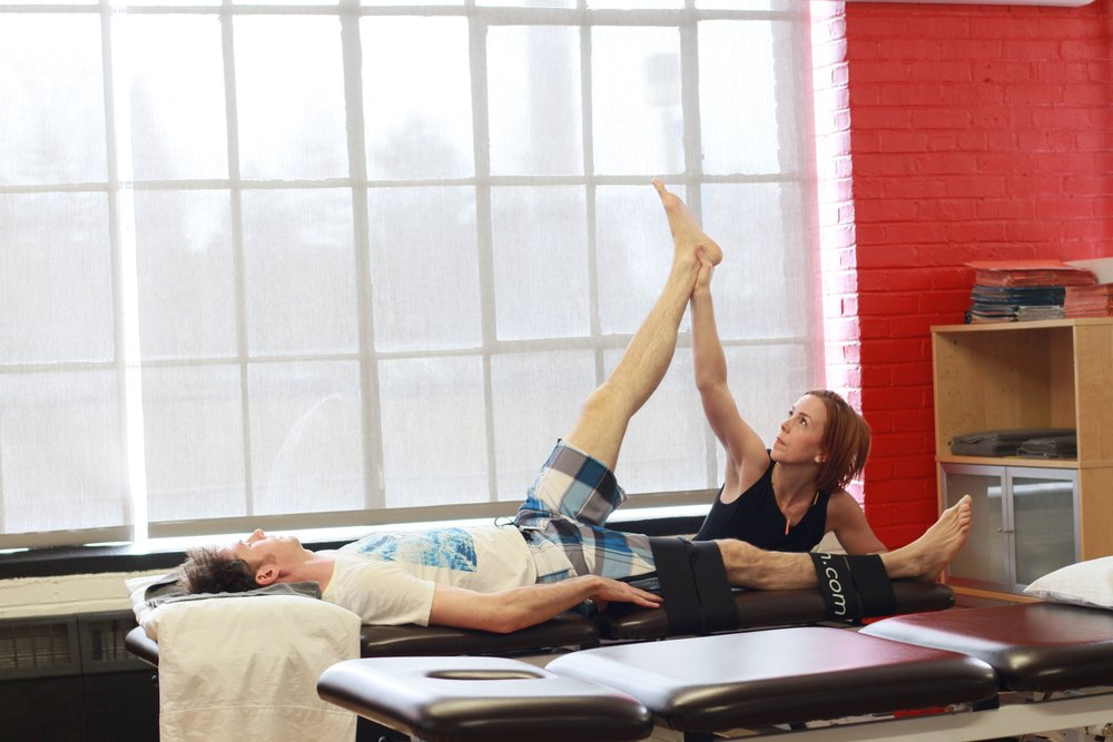 FST - Fascial Stretch Therapy (FST) helps to balance out and restore your body to an improved, pain-free state. Providing muscle activation and relaxation, you will improve flexibility in one session, and more permanently over an accumulation of sessions. Therapists manipulate, lengthen, re-align and re-organize your fascial tissue to give you a quality of life optimal and ready for sport performance, youthful pain-free movement, injury re-education and restoration.