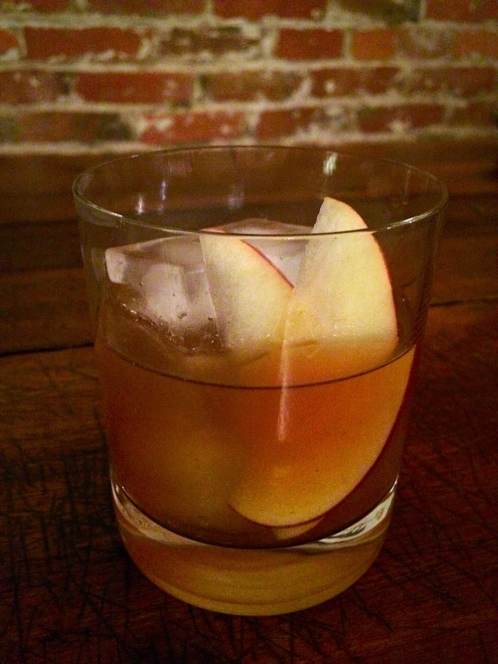 A Canadian remake of the classic Old Fashioned with all the best flavors of the winter season.