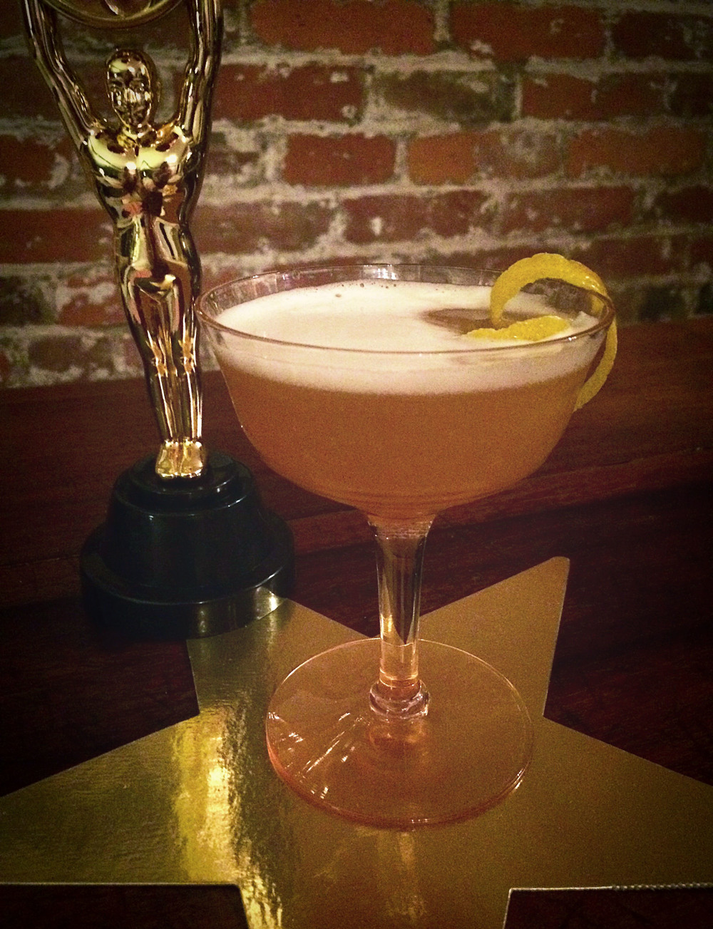 And the Oscar goes to... the French Martini!