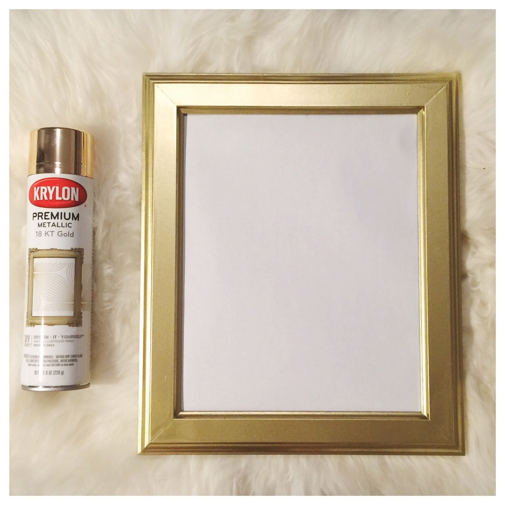 Krylon Premium Metallic Gold Spray Paint