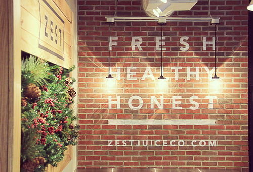 Zest Juice Co. Image courtesy of their beautiful website!