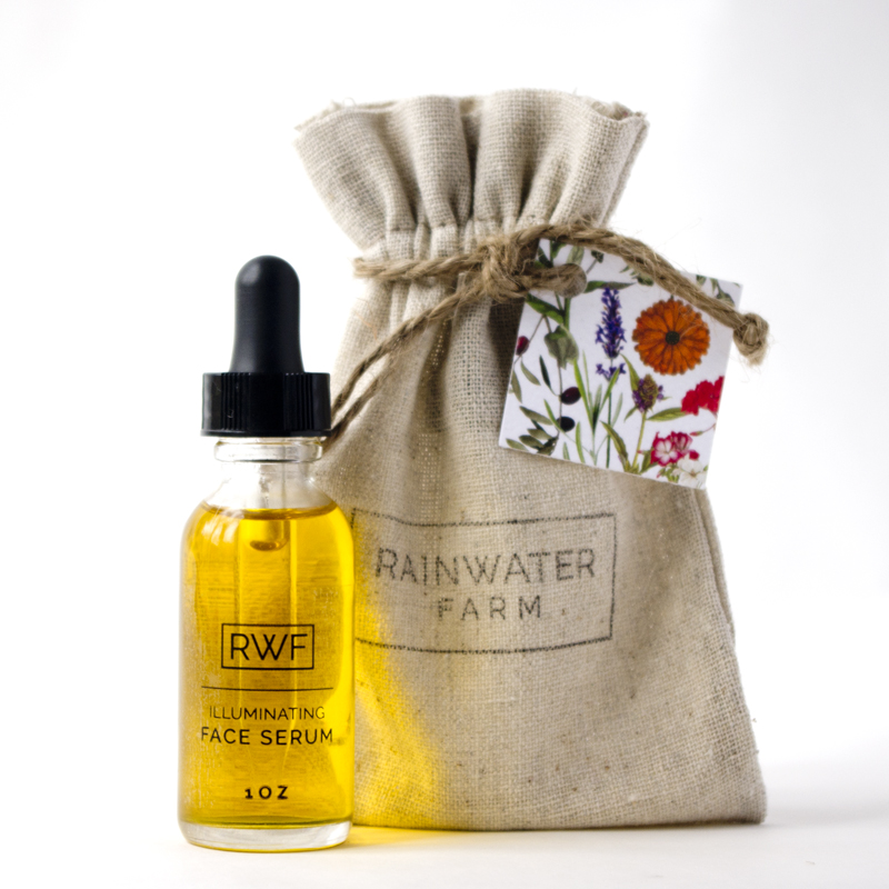 Rainwater Farm's Illuminating Face Serum