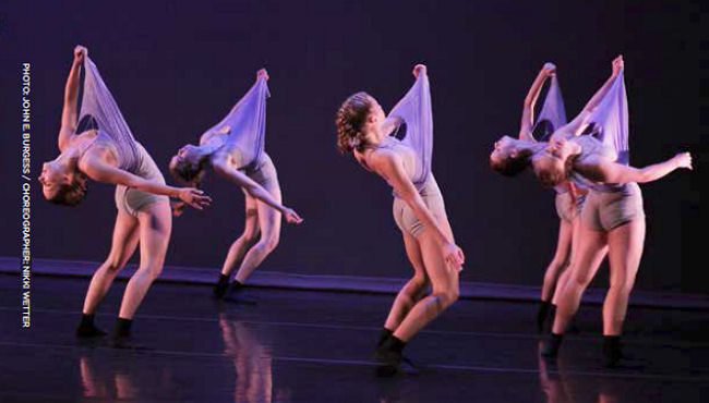 Area Choreographers Festival at the Aronoff Center. Check it out this weekend!