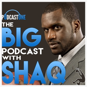 I know its not my norm, but I can't help loving Shaquille O'Neal and I have thoroughly been enjoying his BIG Podcast this week.
