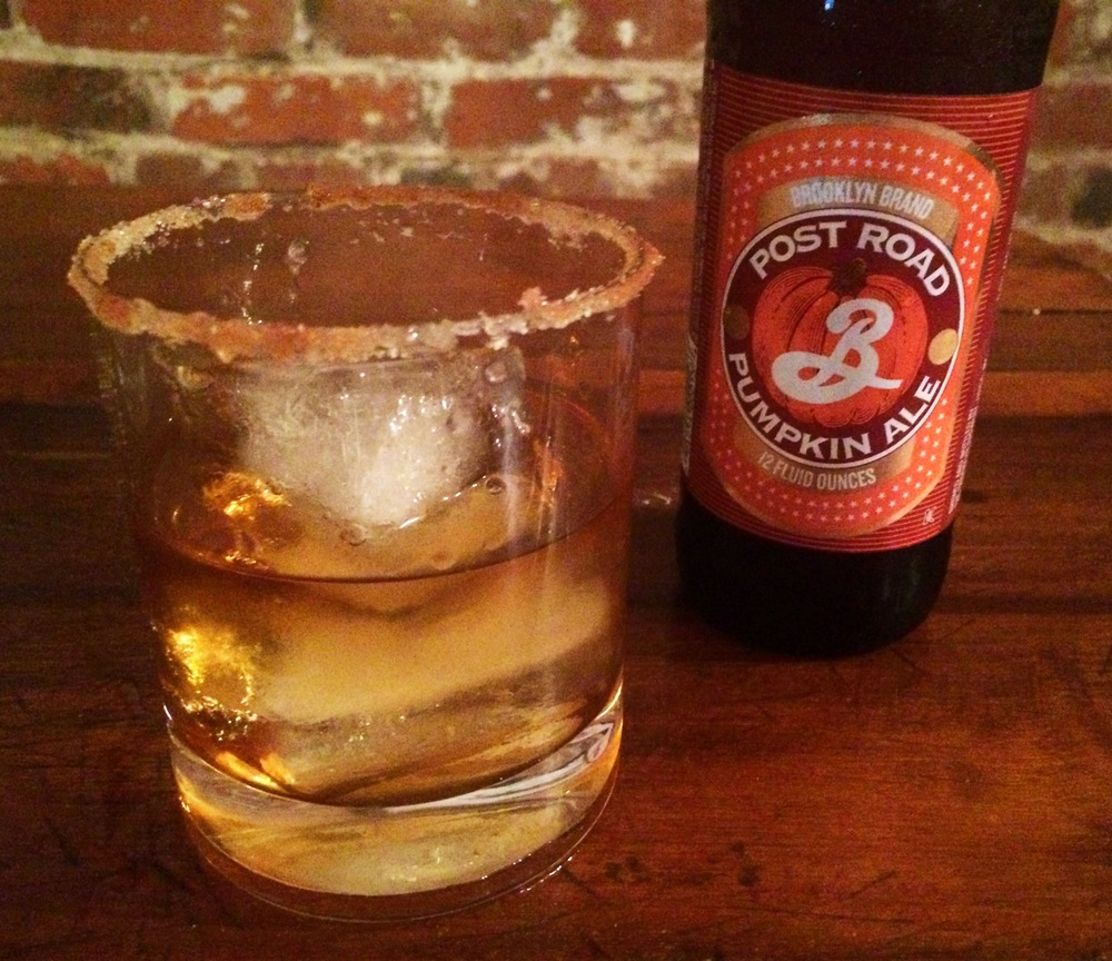 Bourbon and beer are always a winning pair!