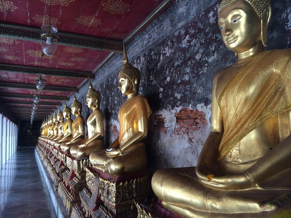 Bangkok Buddhas