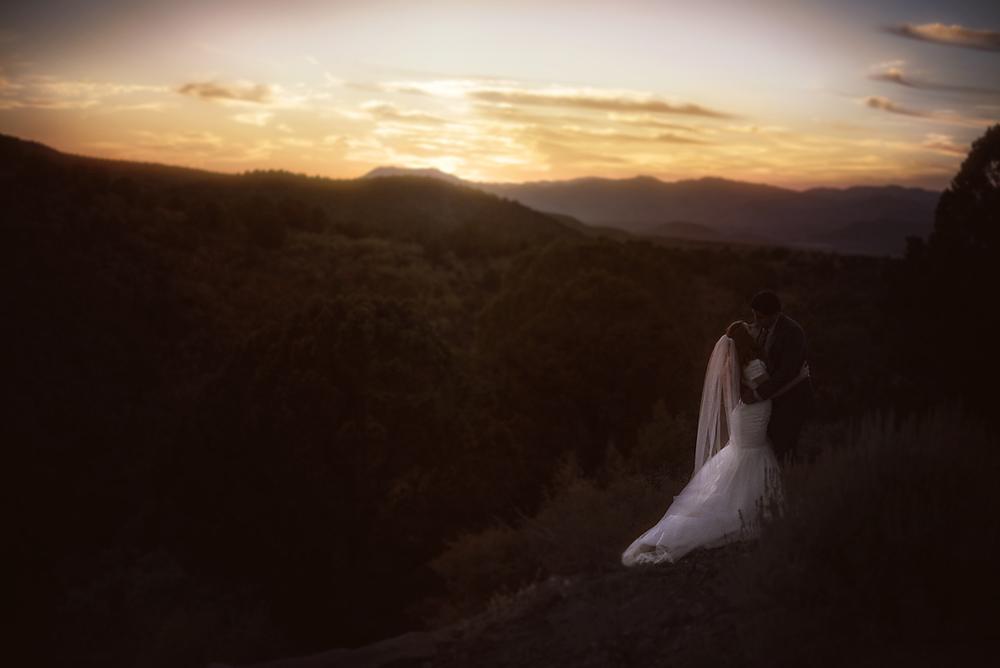 WEB SMALL Katherine bridal cliff sunset golden hourprincess Debi Rae Photography Colorado Photographer 23 copy.jpg