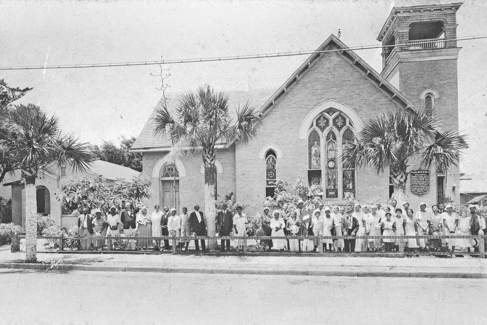 Trinity Methodist, St. Augustine, 1960