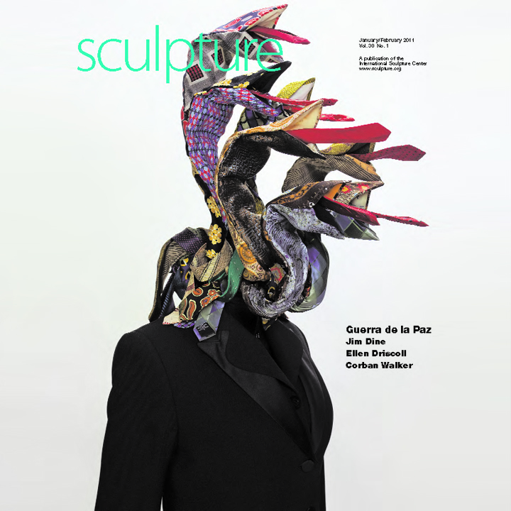 Sculpture Magazine, Vol. 30 No.1, 2011