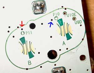 A/B control pins