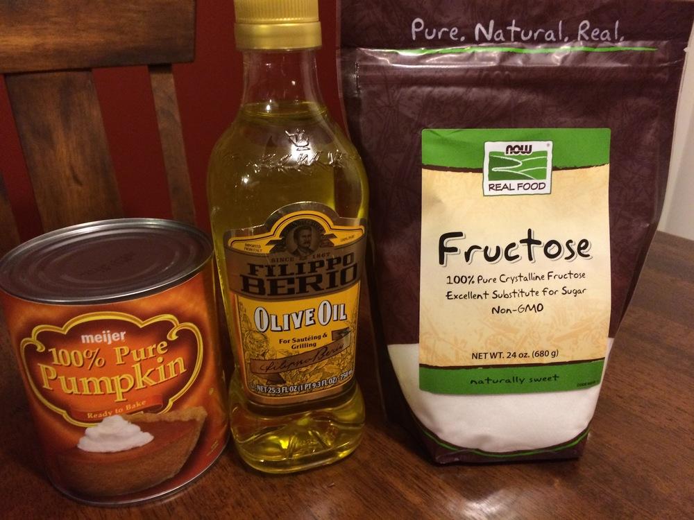 Wet Mixture Ingredients