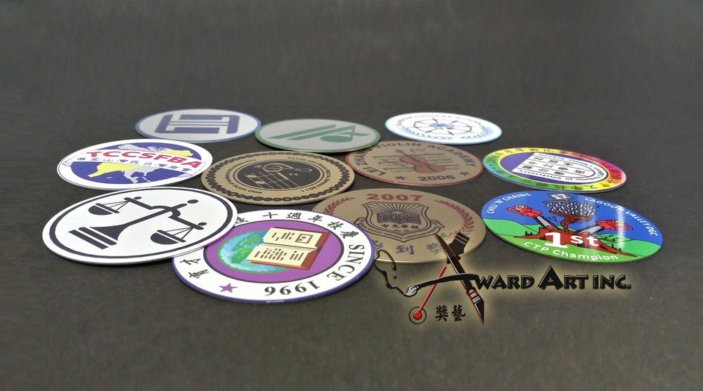 Logo Inserts for Medals Reflective Metlallic.jpg