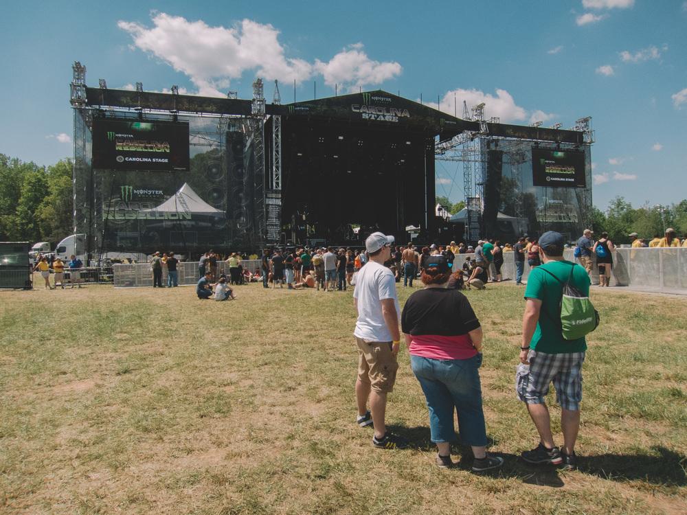 Carolina Stage