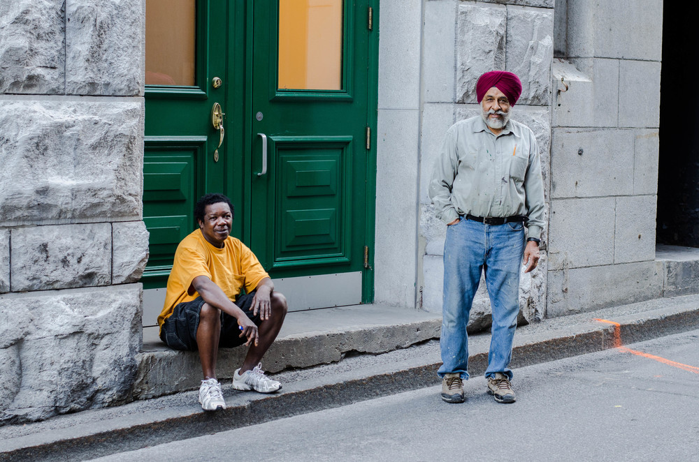 Old Montreal 2015