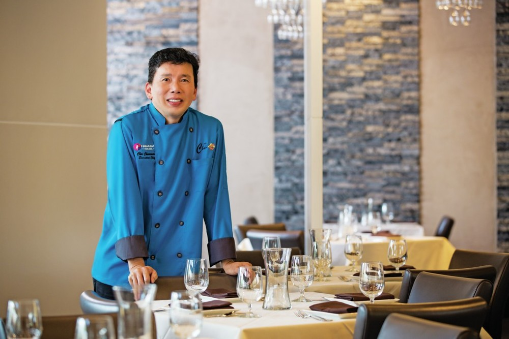 Chef Chai Chaowasaree