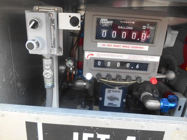 Preset Metering