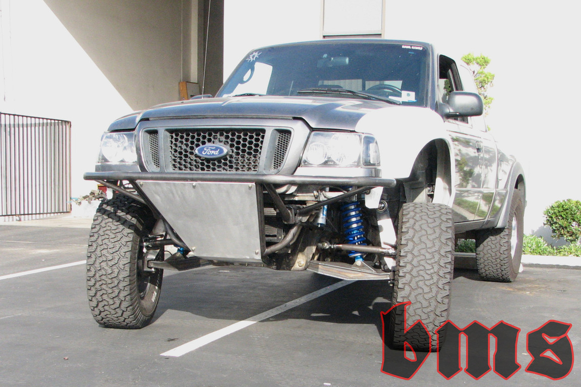July 2005 Seven Modified 2019 Ford Rangers Debut
