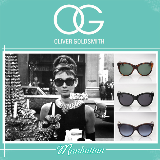 oliver goldsmith holly golighty
