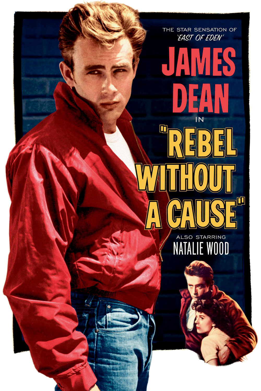 James Dean - Buntownik bez powodu - 1955