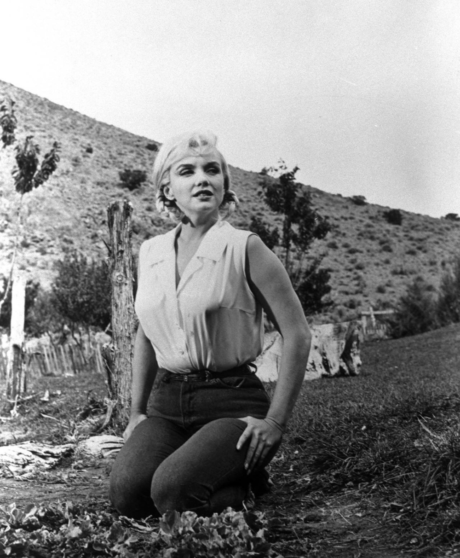 Marylin Monroe - Skłóceni z życiem - 1961